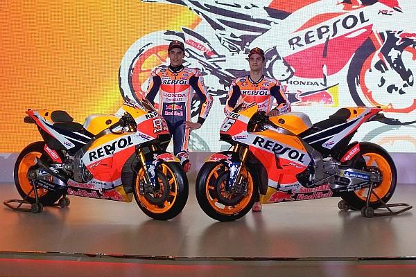 MotoGP Breaking news Repsol Honda pamer livery RC213V 2018 di Jakarta