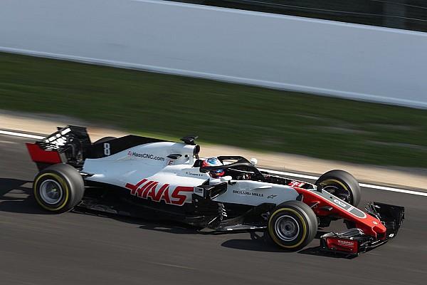 Грожан нацелился вдвое сократить отставание Haas от лидеров Ф1