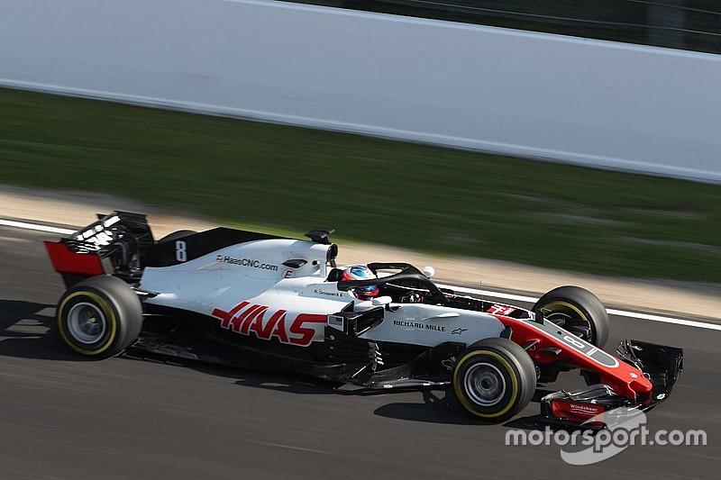 """F1参戦3年目を迎えるハース、テストの目標は""""最速マシンから1秒以内"""""""