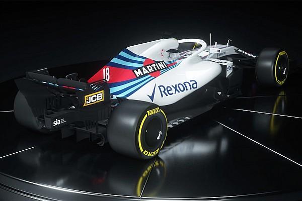 Photos - La présentation de la Williams FW41