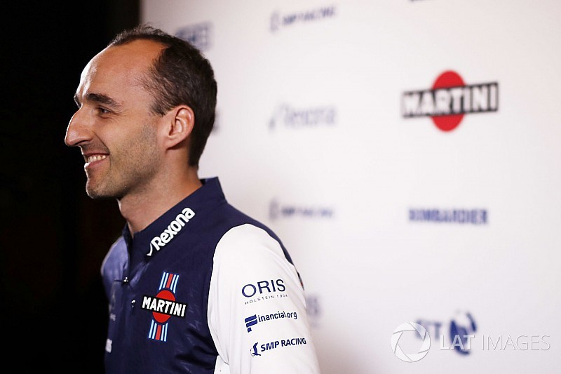 Kubica akan lakukan tes bersama Manor LMP1 di Aragon