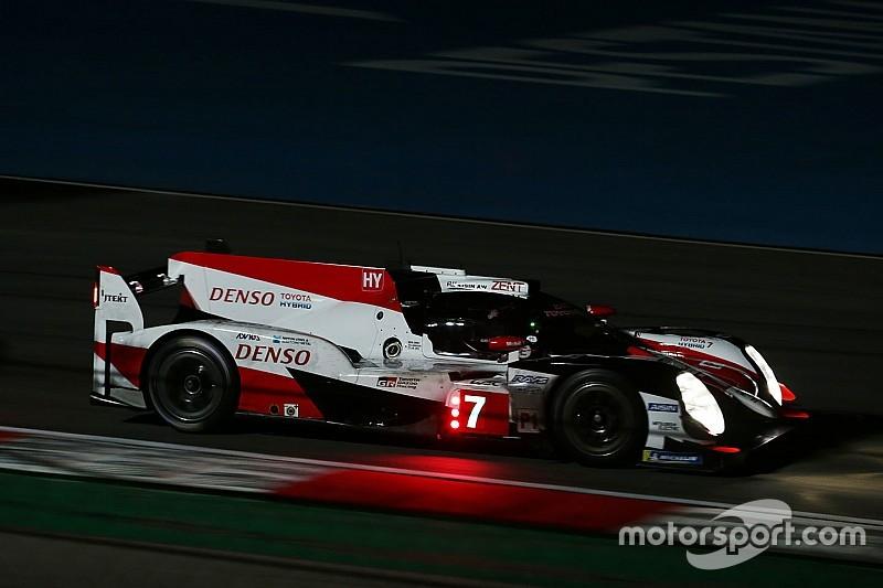 Toyota probó su auto con tres ruedas pensando en Le Mans