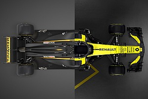 Comparación: Renault RS17 vs. RS18