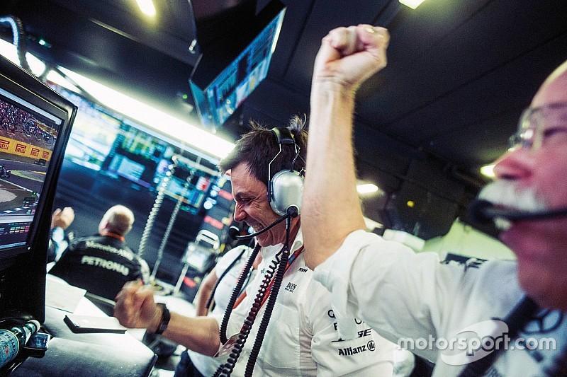 Галерея: емоційний сезон Mercedes у Формулі 1
