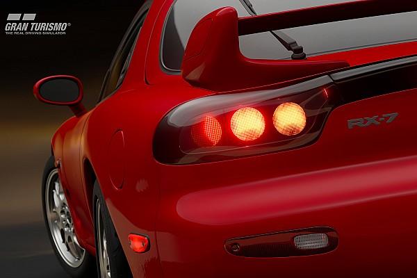 eSports Elemzés Négy játék, egy autó: Így csapathatod a Mazda RX-7-tel a különböző autós játékokban