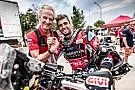 Dakar Honda, Bianchi: