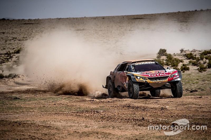 Dakar Stage 10: Peterhansel lewati Al-Attiyah