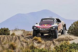 Dakar News Rallye Dakar 2018: Zehn Minuten Strafe für Carlos Sainz
