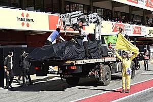 Fórmula 1 Crónica de test Ricciardo lidera la mañana y vuelven las pesadillas de motor para Alonso