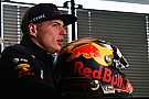 Verstappen over Melbourne: