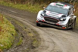 WRC Rapport d'étape ES5 à 7 - Evans emmène un triplé M-Sport en fin d'étape