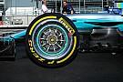 Los neumáticos de F1 2017 en números