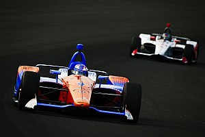 IndyCar Breaking news Andretti, Dixon say passing is tougher at Indy this year
