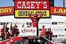 NASCAR XFINITY Justin Allgaier fends off Bell for Xfinity Series win at Iowa