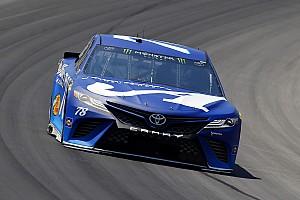 NASCAR Cup Race report Martin Truex Jr. dominates Stage 1 at Kentucky
