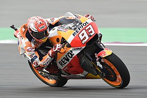 MotoGP Résumé d'essais Warm-up - Márquez devant Dovizioso pour l'ultime préparation