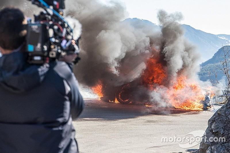 Едді Джордан мало не постраждав під час зйомок Top Gear