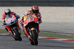 MotoGP Noticias de última hora Marc Márquez ve muy bien la nueva Honda