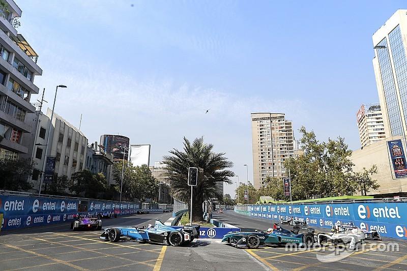 Confira os horários da Fórmula E em Santiago