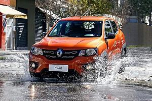 Automotivo Últimas notícias Renault quer produzir 10 mil Kwid entre janeiro e fevereiro