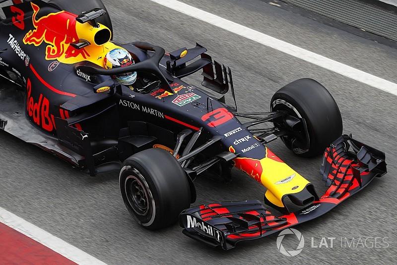 Clima esfria e Ricciardo lidera 1º dia com tempo da manhã
