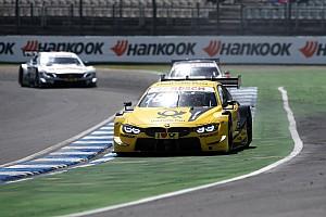 دي تي أم تقرير السباق دي تي ام: غلوك يفوز بالسباق الثاني المثير في هوكنهايم