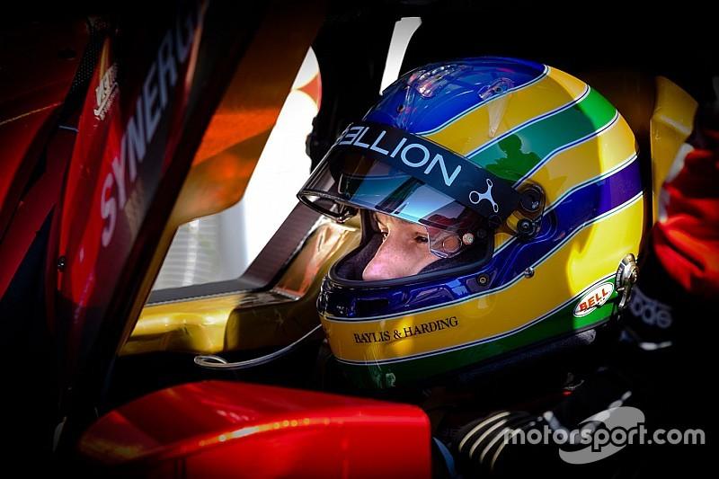 Senna reconoce que Toyota es favorito en Fuji