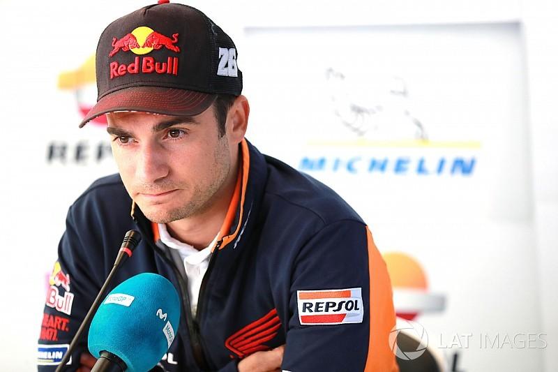 Jerez-Kollision: Pedrosa kämpft mit angeschlagener Hüfte