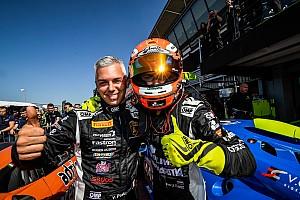 Basz-Postiglione a segno in Gara 1 a Silverstone