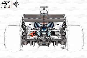 Forma-1 Elemzés Ha Bahrein, akkor extra hűtés: így nézett ki a Williams megoldása a hétvégén