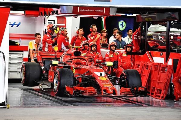 Tech analyse: Hoe Ferrari in Bahrein het gat met Mercedes dichtte