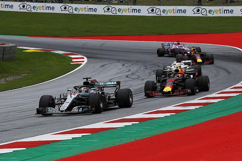 Avusturya GP 2. antrenman: Günün lideri Hamilton