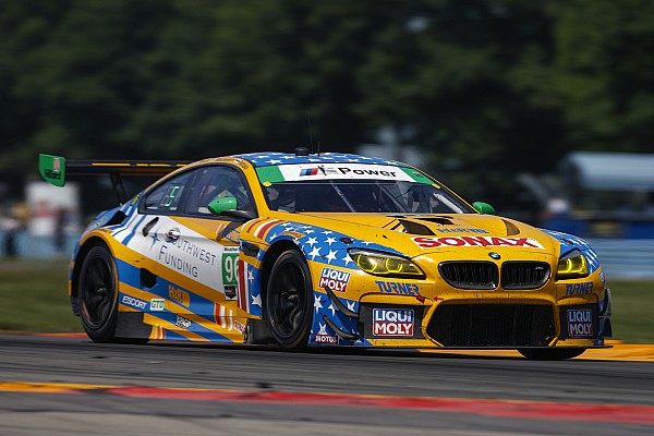 """IMSA Palttala admits GTD win at the Glen was """"above any expectations"""""""