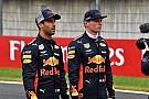 Ricciardo says Verstappen qualifying tactics not