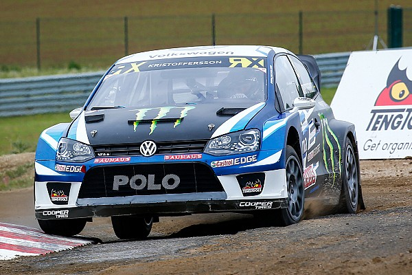 World Rallycross Qualifying report Belgium WRX: Kristoffersson leads overnight, Ekstrom only seventh