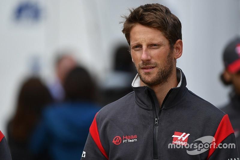 Haas está convencido de renovar a Grosjean y Magnussen