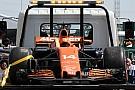 【F1】マクラーレン、またも起きたホンダのトラブルに「気に入らない」