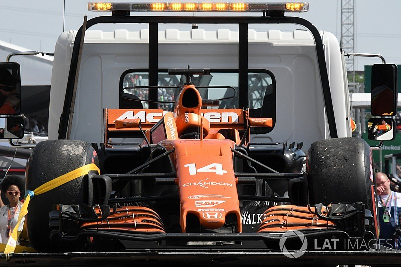 Analiz: McLaren Honda'nın zirvede olduğu tek alan; Grid cezası!