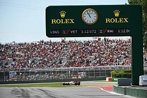F1 Noticias de última hora La F1 planea que las carreras europeas pasen a ser a las 15.10h