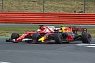 Verstappen doesn't take Vettel complaints