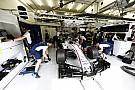 Des fans de F1 pourront dormir dans le garage Williams