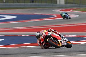MotoGP Reporte de pruebas Márquez domina también el warm up con una décima de margen sobre Viñales