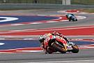 MotoGP Marquez en Viñales klasse apart in warm-up GP Amerika