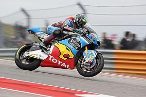 Moto2 Raceverslag Franco Morbidelli scoort hattrick in Austin