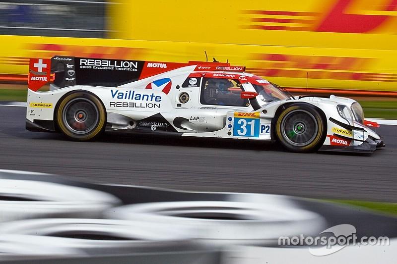 Première course en LMP2 et premier podium pour la Vaillante Rebellion !