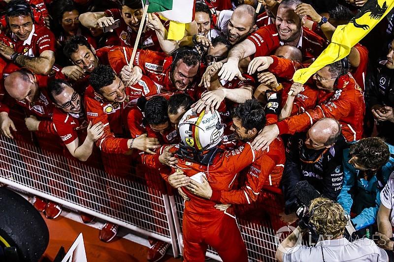 Арривабене посоветовал Ferrari развить привычку побеждать
