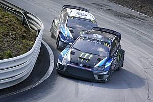 Rallycross-WM News Platz vier bei WRX Buxtehude: