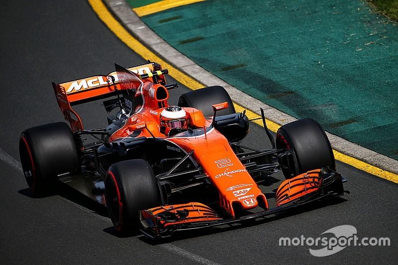 Honda planea una actualización del motor del McLaren