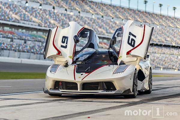 Ferrari Kendinizi hazırlayın, Ferrari FXX K Evo bu hafta sonu geliyor