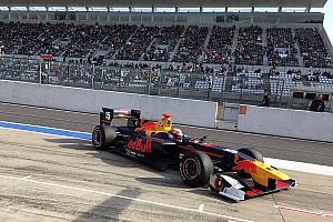 Super Formula Новость Гасли выложил онборд своего круга с тестов Суперформулы
